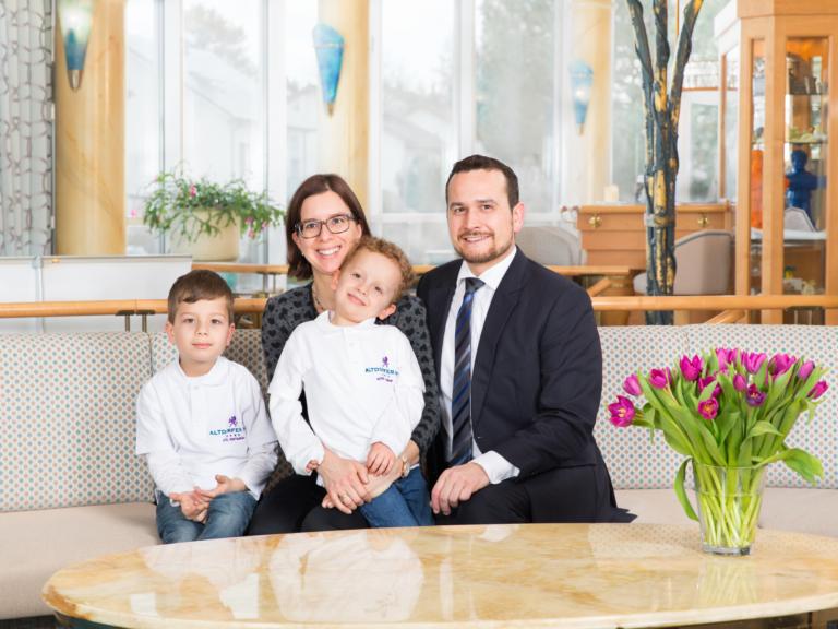 AKZENT Altdorfer Hof Familie Unglert